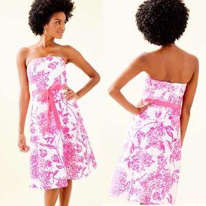 🌸 NWT Lilly Pulitzer Sienna Dress Size 10 🌸